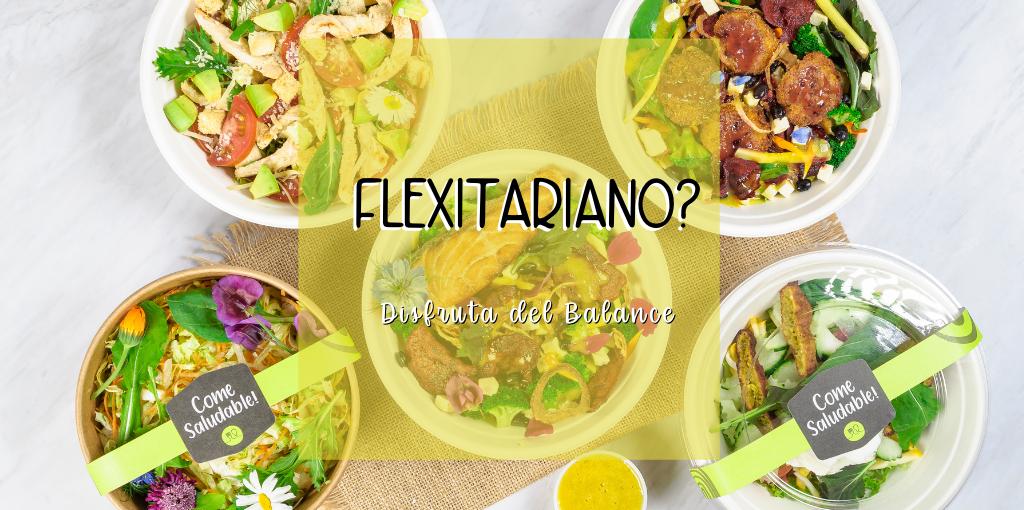 Comer Flexitariano